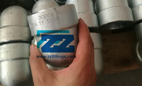 ASTM A105 Scoket Weld Fittings