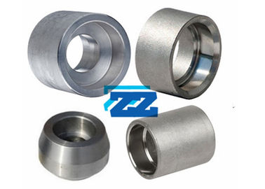 1 / 8 - 4 Inch Socket Weld Pipe Fittings , Alloy Steel Weldable Pipe Fittings
